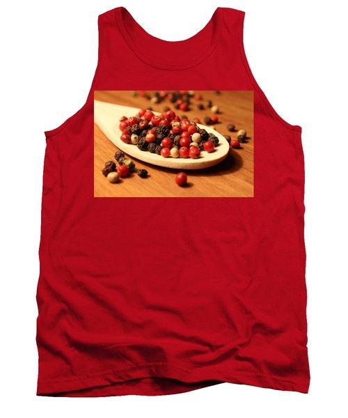 Peppercorns Tank Top by Joseph Skompski