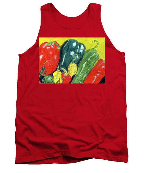 Peppers Tank Top
