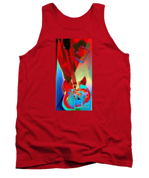 Pete's Guitar Tank Top