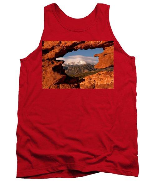 Pikes Peak Framed Tank Top