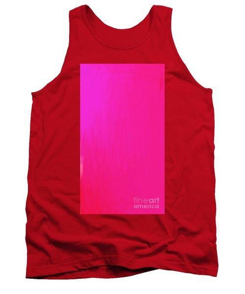 Pink Tank Top by Anita Lewis