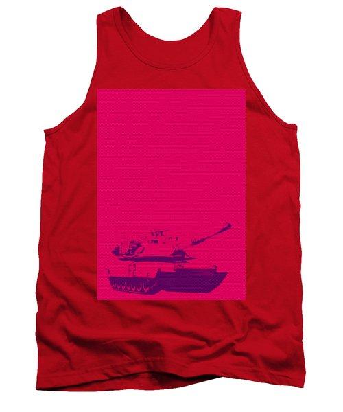 Pink Tank Tank Top