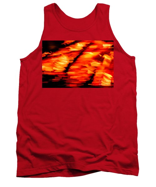 Playing With Fire 2 Tank Top
