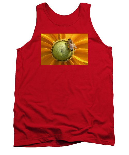 Pollen Time Tank Top by Brian Chase