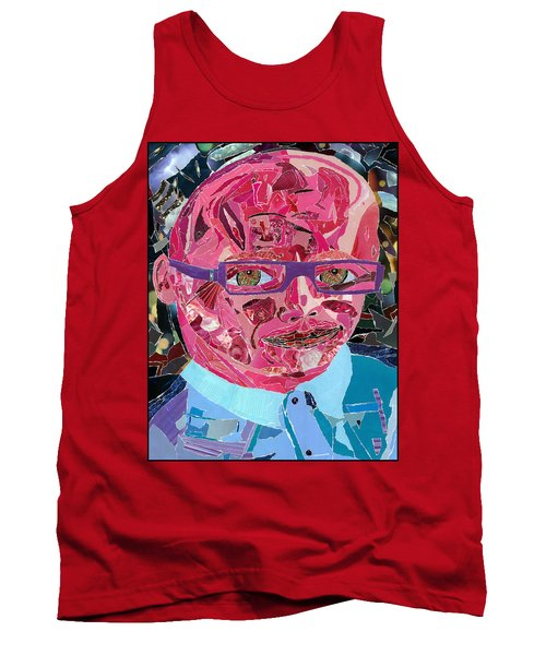 Portraiture Of Passion Tank Top