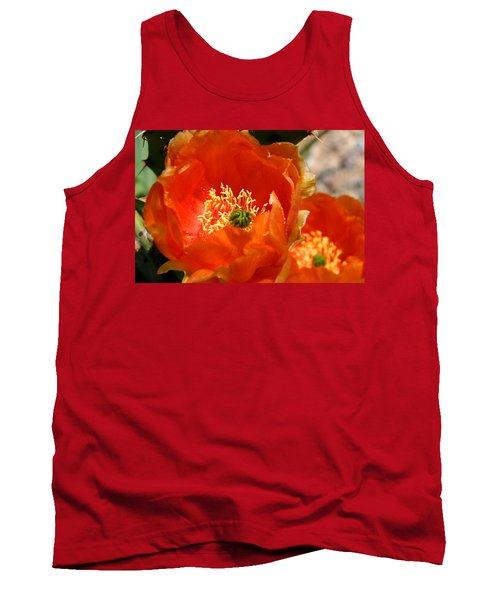 Prickly Pear In Bloom Tank Top