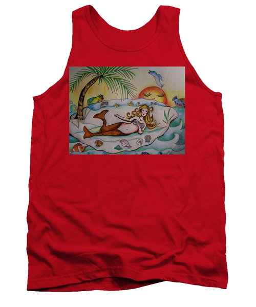 Private Paradise Tank Top