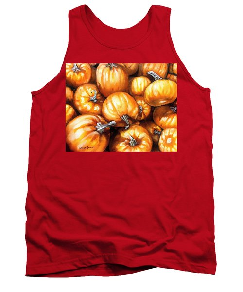 Pumpkin Palooza Tank Top