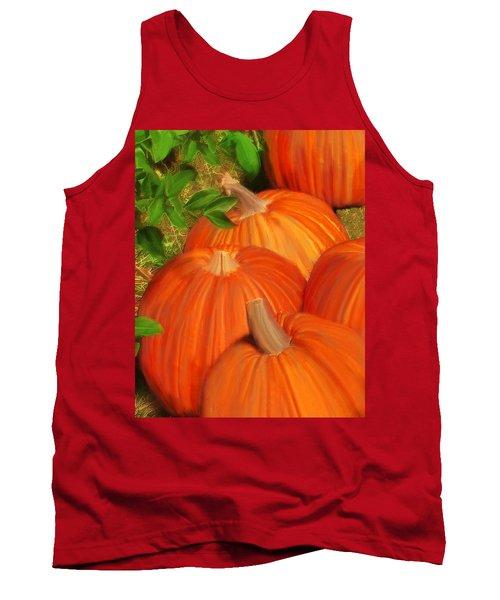 Pumpkins Pumpkins Everywhere Tank Top