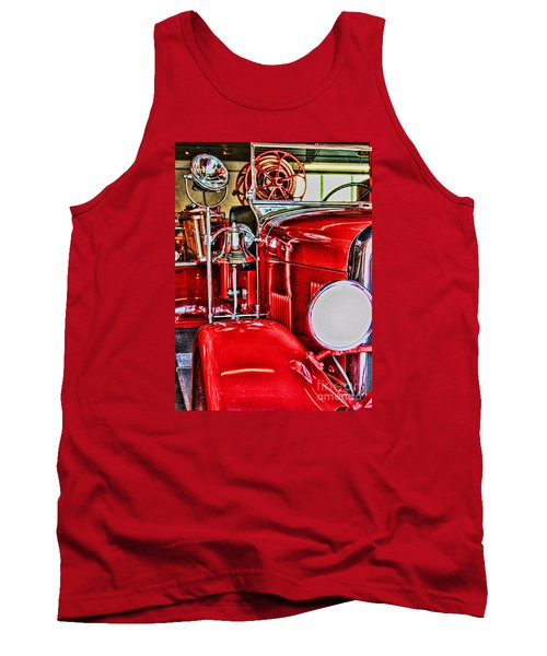 Ready For The Ring By Diana Sainz Tank Top