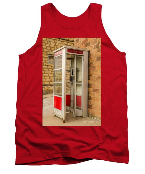 Before Cell Phones Tank Top by Sue Smith