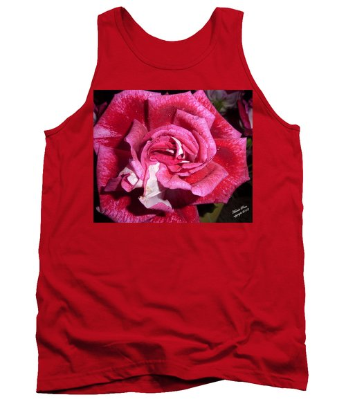 Red Beauty 2  Tank Top