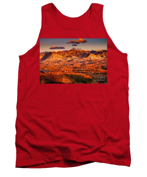 Tank Top featuring the photograph Red Planet by Mark Myhaver