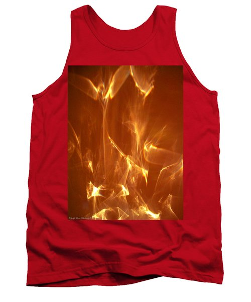Tank Top featuring the photograph Reflected Angel by Leena Pekkalainen