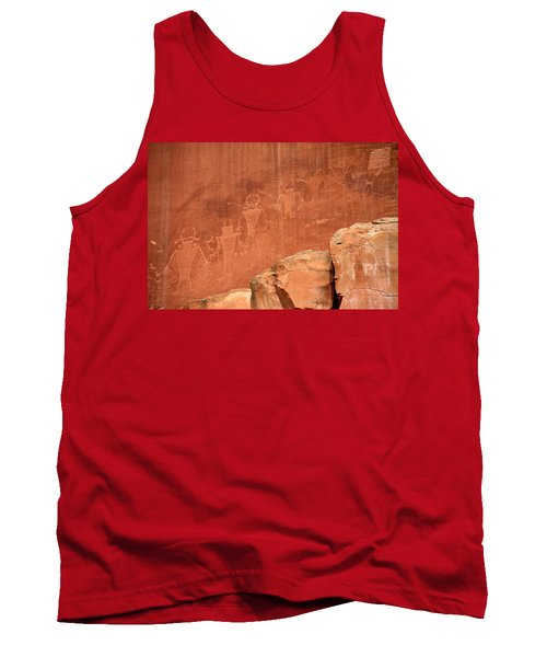 Rock Art Tank Top