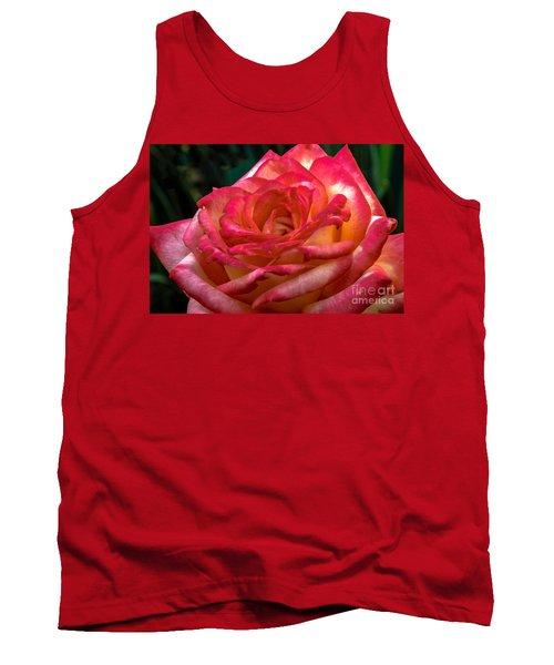 Romantic Rose Tank Top
