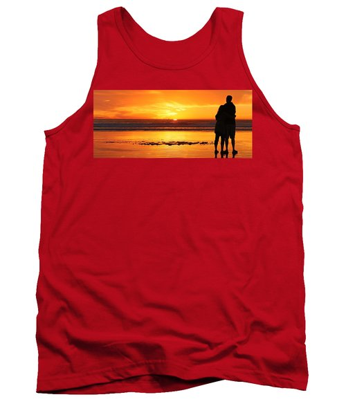Romantic Sunset  Tank Top