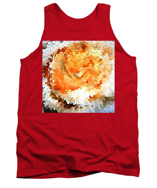 Rose In Bloom Tank Top