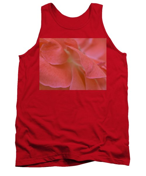 Rose Petals Tank Top by Stephen Anderson