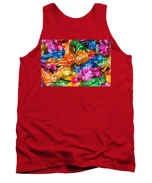 Roses Sweets Tank Top