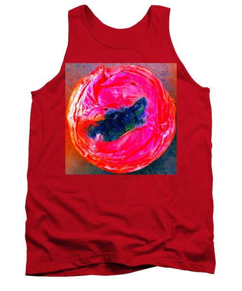 Tank Top featuring the photograph Rotten Tommy's Smile by Marianne Dow
