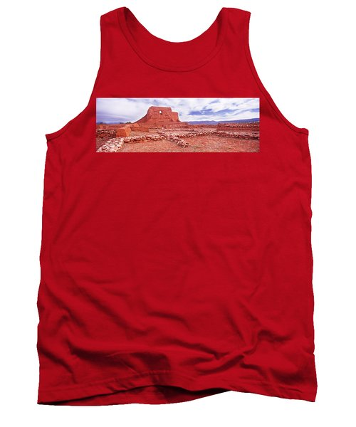 Ruins Of The Mission, Pecos National Tank Top