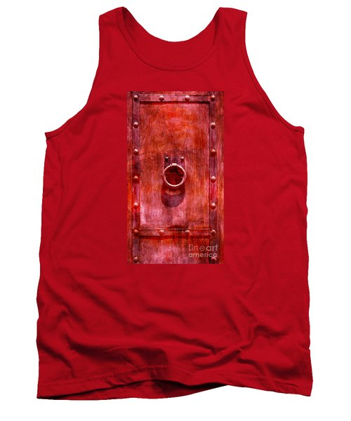 Tank Top featuring the photograph Rust Never Sleeps by John  Kolenberg