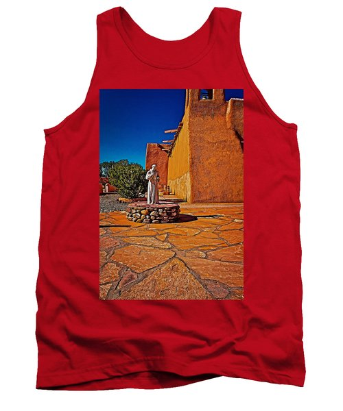 Saint Francis Tank Top