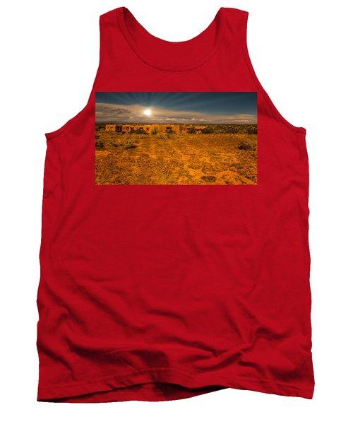 Santa Fe Landscape Tank Top