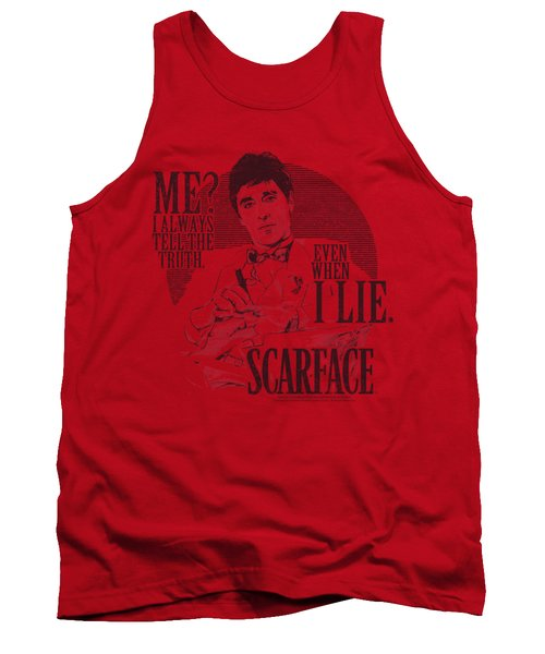 Scarface - Truth Tank Top