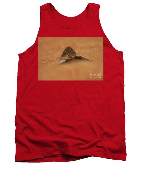Tank Top featuring the photograph Seashell Solitude by John F Tsumas