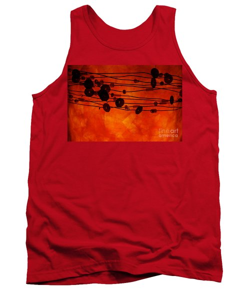 Sequence And Wire Tank Top