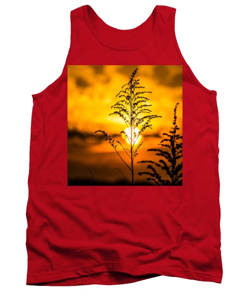 Setting Sun Tank Top by Parker Cunningham