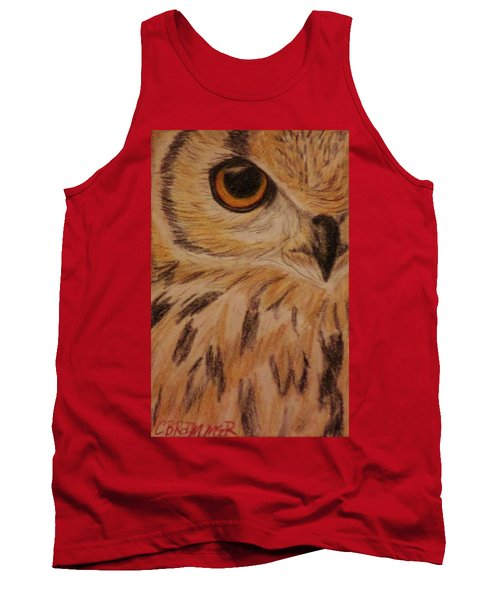 She's Got The Look Tank Top by Christy Saunders Church