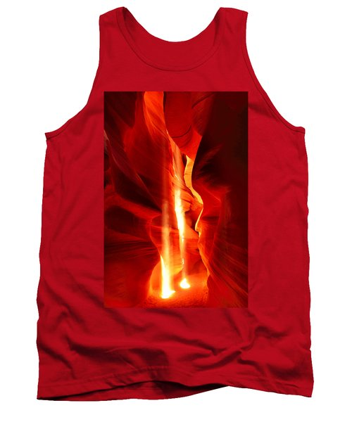 Shining Light Tank Top