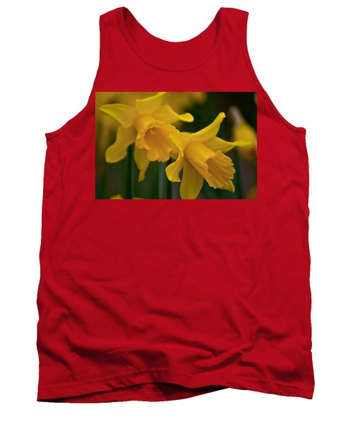 Shout Out Of Spring Tank Top