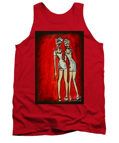 Silent Hill Nurses Tank Top