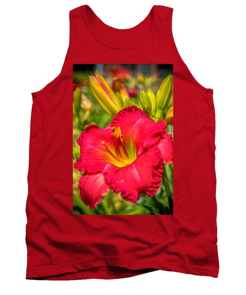 Simple Lily Tank Top by James  Meyer