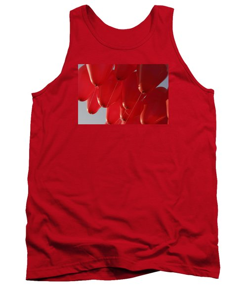 Tank Top featuring the photograph Skc 0029 Unity In Flying by Sunil Kapadia
