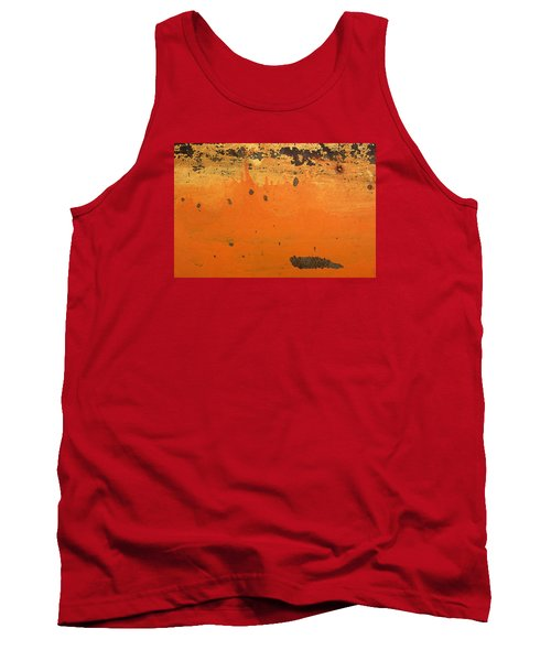 Tank Top featuring the photograph Skc 1505 Peeled Paint by Sunil Kapadia