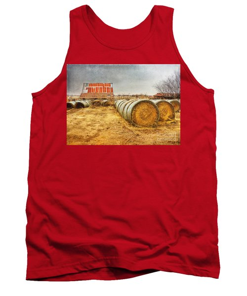 Slumbering In The Countryside Tank Top