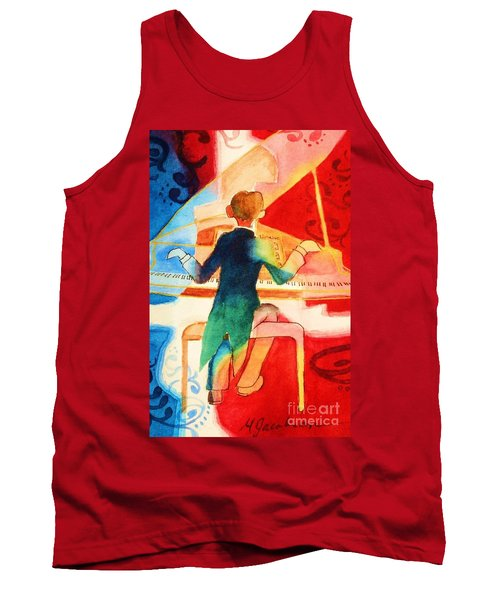 So Grand Tank Top by Marilyn Jacobson