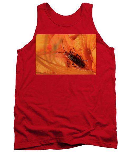 Soldier Beetle Tank Top
