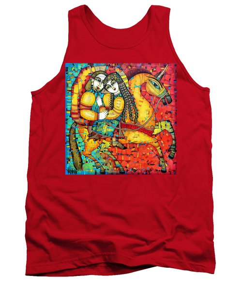 Sonata For Two And Unicorn Tank Top
