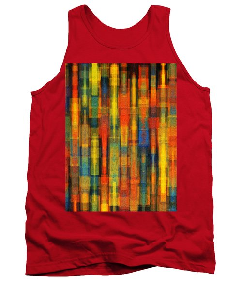 Sonic Dreams Of Glory Tank Top