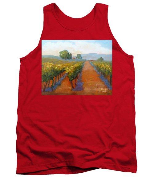 Sonoma Vineyard Tank Top