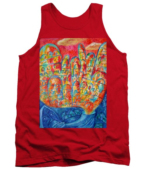 Sound Of Shofar Tank Top