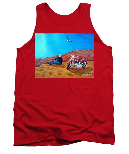 Spirit Eagle Tank Top