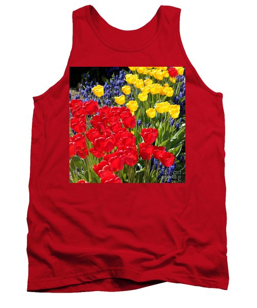 Spring Sunshine Tank Top