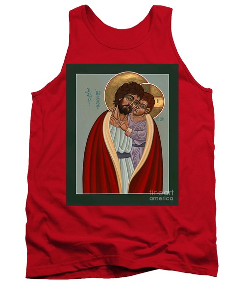 St. Joseph And The Holy Child 239 Tank Top